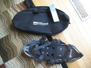 WillLand Outdoors Snowshoes with Carrying Case