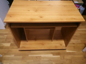Wood desk pc/computer