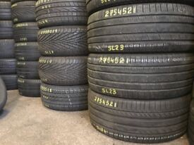 Tyre shop NEW & PARTWORN TYRES FITTED . CAR & VAN USED PART WORN TIRES