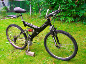 **Garry Fisher** Aluminum Mountain Bike