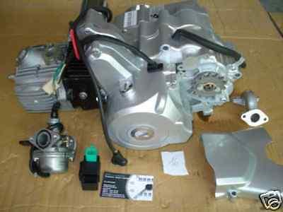 HMParts Quad / ATV / Kinderquad Motor Set 110 ccm Vollautomatik neu