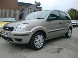 2003 03 FORD FUSION 1.4 FUSION 2 5D 78 BHP