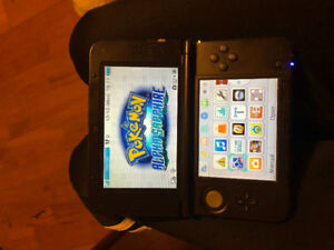 3DS XL WITH 3 GAMES CHEAP CAUSE WANT GONE ASAP