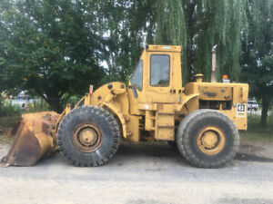 1977 966C Loader **BRAND NEW LONG BLOCK MOTOR**