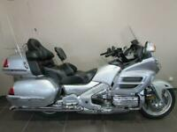HONDA GL1800 GOLDWING 30th ANNIVERSARY EDITION, 2005 54 REG, 25248 MILES...