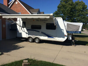 2010 Jayco Jay Feather 19 H . Pristine condition