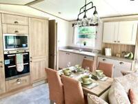 Stunning ABI Ambleside Premier 2021 Static Caravan For Sale, Yorkshire Dales