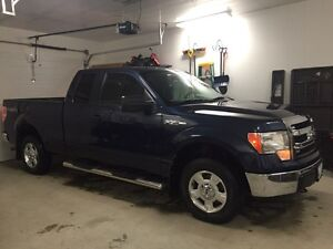 2013 Ford F-150 XLT Supercab 5 Litre 4x4