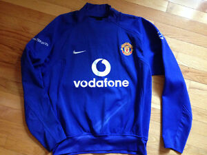 Authentic Manchester United Warm Up Jersey