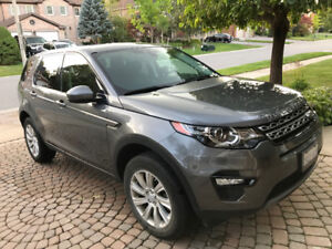 2016 Land Rover Discovery Lease takeover