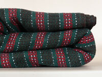Handwoven baby wrap, cottolin - Emerald Forest
