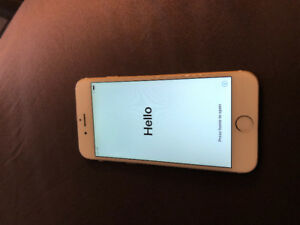 *Mint condition* gold iPhone 6, 16GB