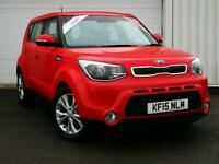 2015 Kia Soul 1.6 CRDi Connect Manual Hatchback