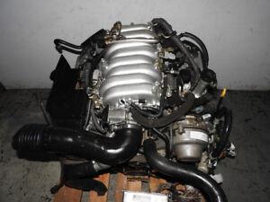 JDM Toyota 3UZ-FE 4.3L V8 VVTi Engine Lexus GS/LS/SC 430
