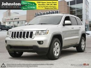 2012 Jeep Grand Cherokee   PARK AST-LTHR HEATED SEATS-REMOTE STA