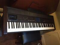 Roland KF-90 Digital Piano with stool