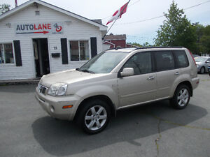2006 Nissan X-trail 4x4 SUV SOLID Vehicle New MVI Ready to go!