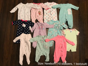 Preemie/Newborn Clothing for Sale