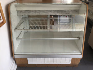 Used Pastry Case - $200