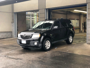 2011 MAZDA TRIBUTE manual certified//no accidents