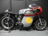 "NORTON MOTORCYCLE "" MANX NORTON"" 500cc REPLICA"