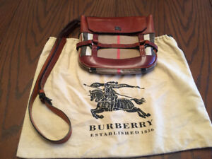 Authentic Burberry Purse for sale