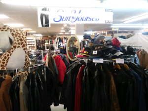 Men's and Ladies Winter and Leather Coats