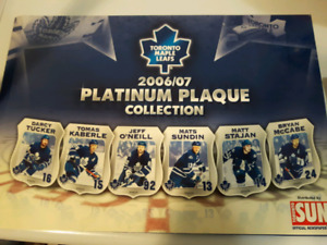 Toronto Maple Leaf Medallion Collection