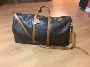 Louis Vuitton Keepall 60 Bandoulière Monogram