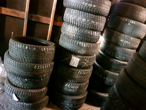 "WINTER TIRES SINGLES / SETS 14""15""16""17""18""19"" ETC"