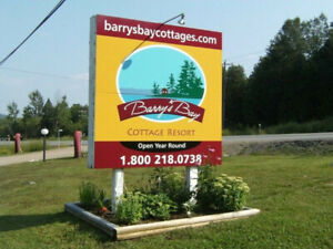 20876 60 HY, Barry's Bay commercial for sale