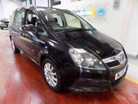 Vauxhall/Opel Zafira 1.6i 16v 2006MY Club