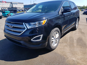2016 Ford Edge SEL AWD Leather 25,000 km!!