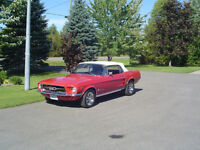 For Sale 67 Mustang Convertible