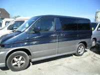 Mazda Bongo AUTOMATIC V6 AERO CITY RUNNER BREAKING