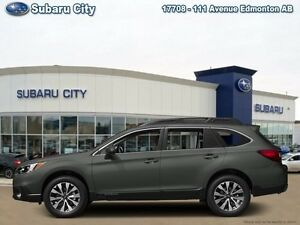 2015 Subaru Outback 2.5i Touring  Manual Transmission