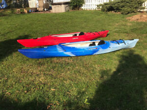 Canoes, kayaks, Paddle Boards used 1 season for Sale!          L