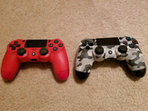 2 Ps4 Controllers $40 Each
