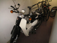 100cc scooter-REDUCED PRICE FOR QUICK SALE