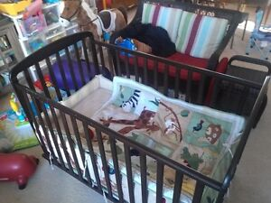 Granny want a crib with mattress her house?