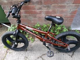 BMX Bike Tony Hawks + Mag Wheels + Stunt Pegs
