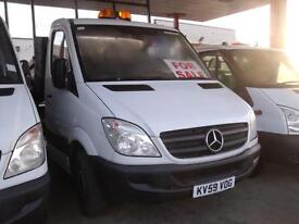 Mercedes-Benz Sprinter 2.1TD 311CDI MWB Under Floor Steel Tipper