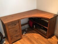Next Hartford corner desk for sale