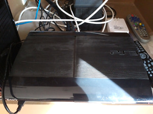 PS3 Consoles and Games