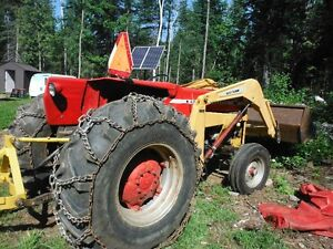massey furguson tractor for sale