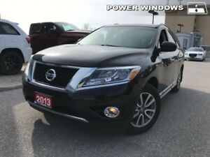2013 Nissan Pathfinder S  Leather, 4WD