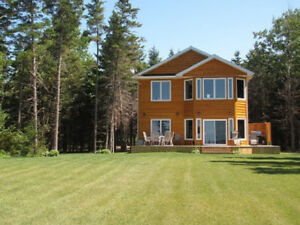 Last Minute Lower Rate for PEI Oceanfront Vacation Cottage