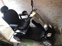 Kymco Deluxe Maxi XLS mobility scooter