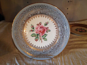 Antique/Vintage Collectors Plates Decorated with 22K Gold Stratford Kitchener Area image 2