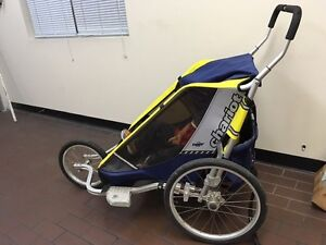 Chariot Jogger for two